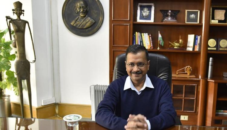 kejriwal-takes-charge-of-office