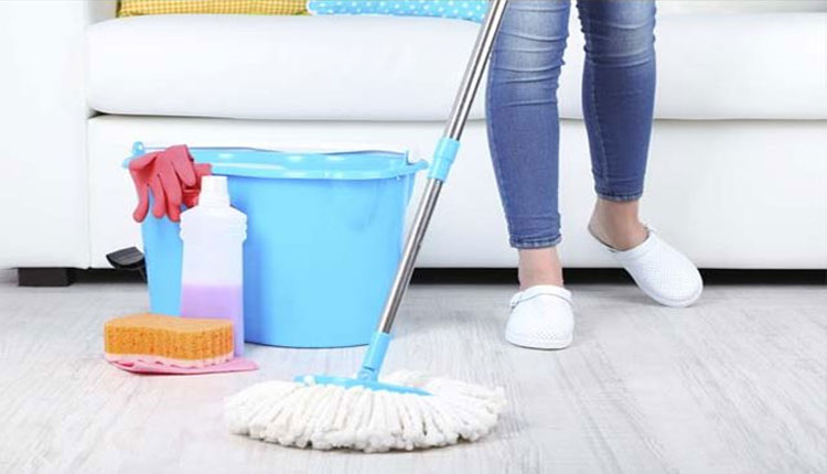 tips to clean your house