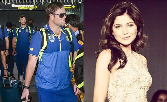 kanika kapoor and south africa team