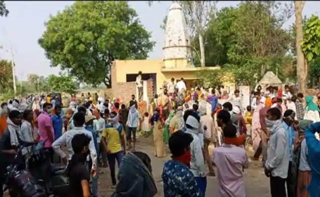 two Sadhu killed in UP
