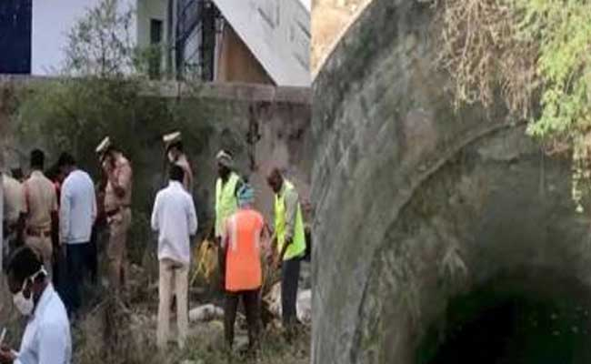 Death of 9 people in Telangana