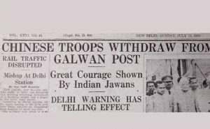 india-China galwan conflict