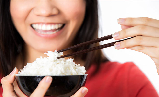 excess rice is bad for health