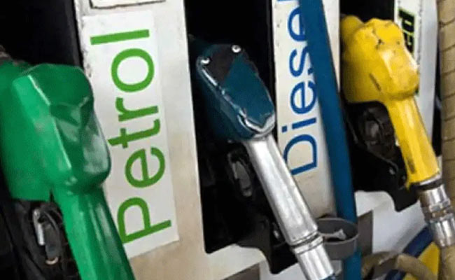 Image of petrol pump