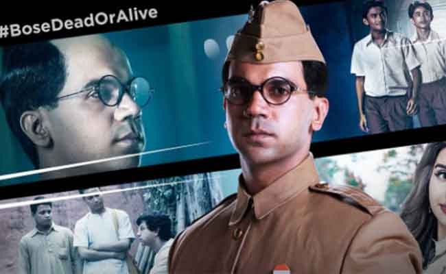 "Post of Movie ""Bose : Dead or Alive"""