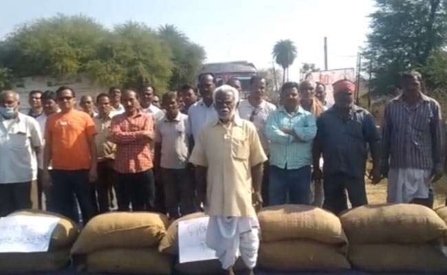 farmers Protests in Odisha