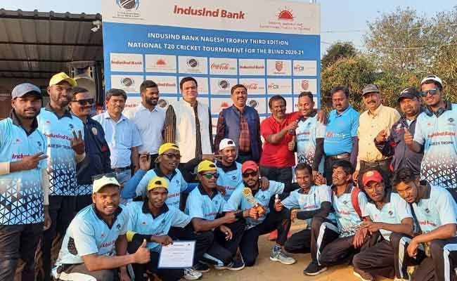 Odisha Blind Team