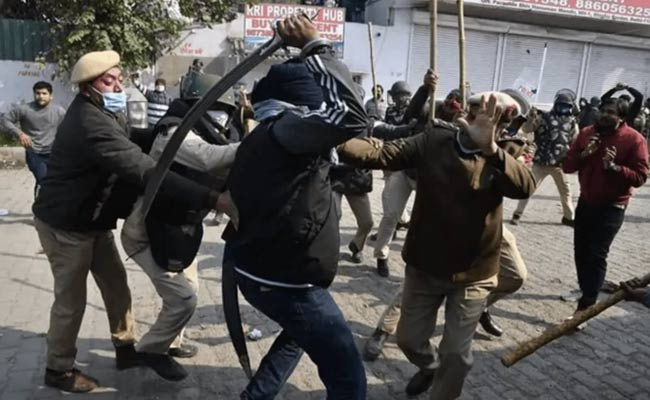 Attack on Police