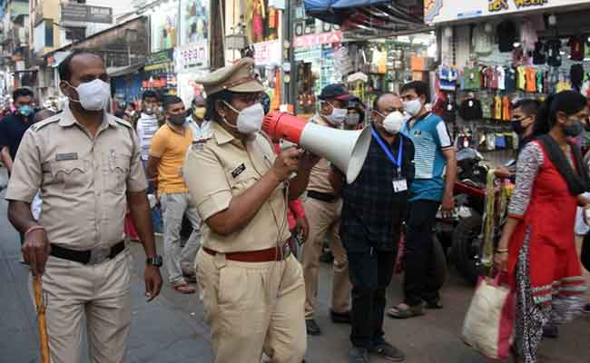 All gatherings banned in Maharashtra