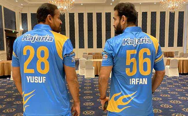 Yusuf Pathan And Irfan Pathan