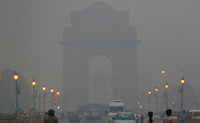 Delhi most polluted Capital