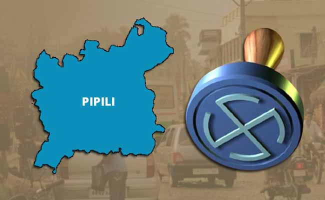 pipili by bypoll