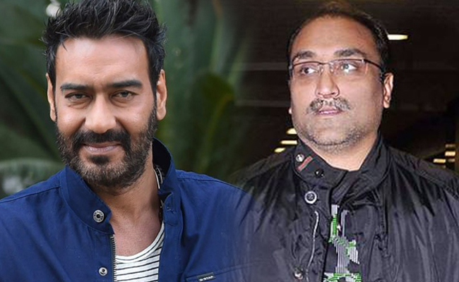 Ajay Devgan and Aditya Chopra