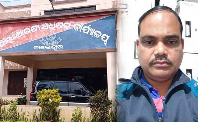 Gopalpur Police Outpost in-charge