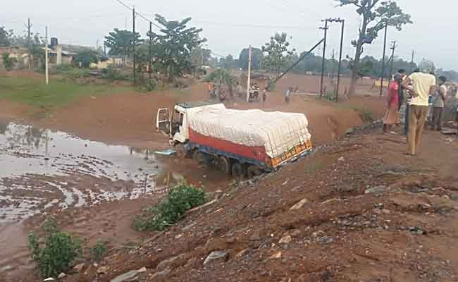 Accident In Deogarh