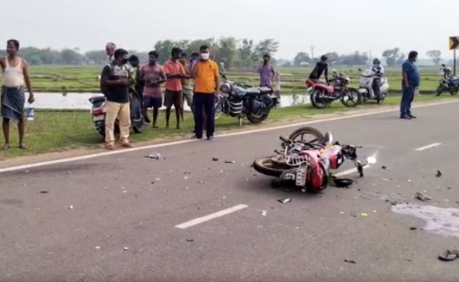 accident spot Image