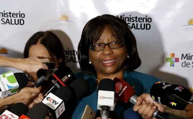 Director of PAHO Carissa F. Etienne