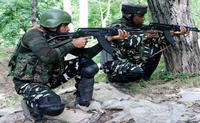 security Force officers