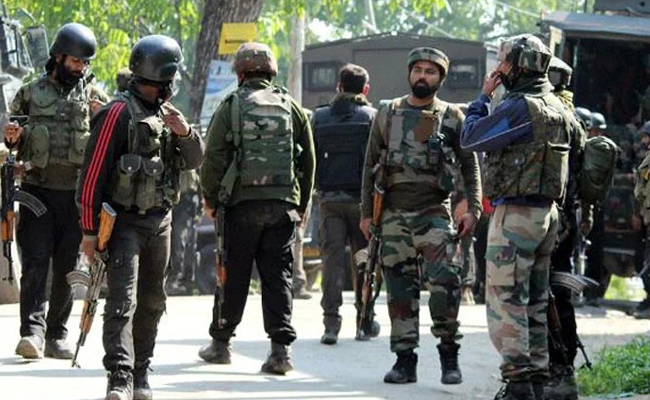 Security Force on the spot