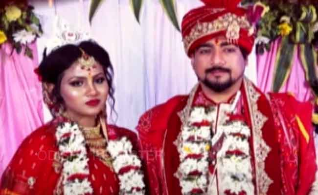 Mohit & his Wife Sonali