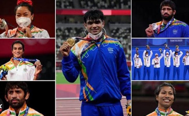 Olympic Medallists of India