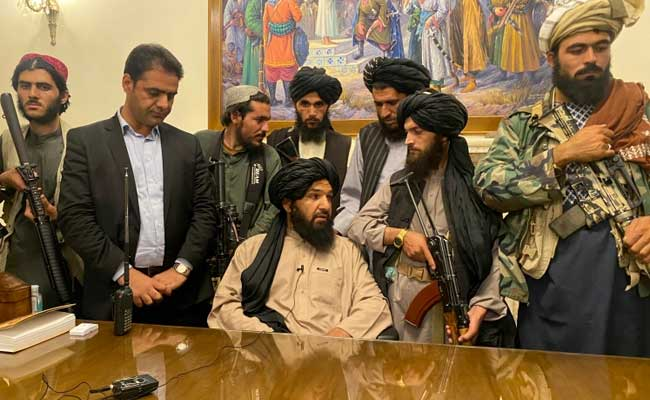 Taliban Cabinet Ministers